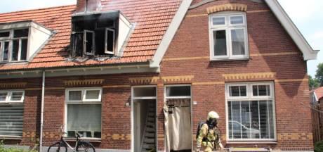 Veel rookontwikkeling bij woningbrand in Almelo
