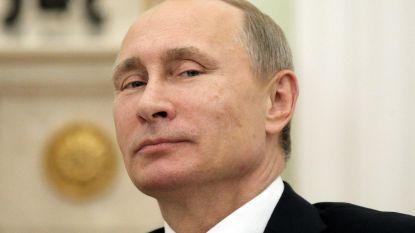 """Poetin: """"Mijn grootvader werkte als kok voor Lenin en Stalin"""""""