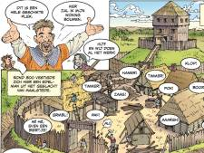 Stripboek over Kapelle wordt uitgedeeld op alle scholen