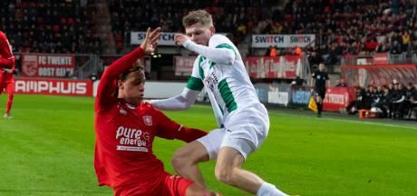 FC Twente pakt in matig duel een punt tegen Groningen