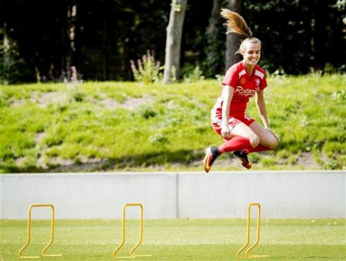Jill Roord van FC Twente. ANP