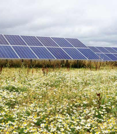 Plannen voor twee nieuwe zonneparken in Hellendoorns buitengebied