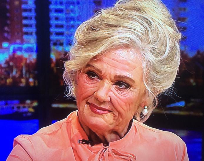 Monique als 96-jarige