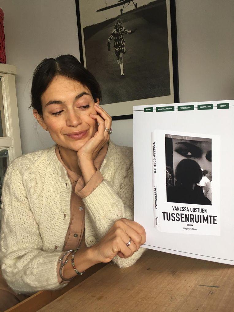 Vanessa Oostijen Beeld Privéfoto