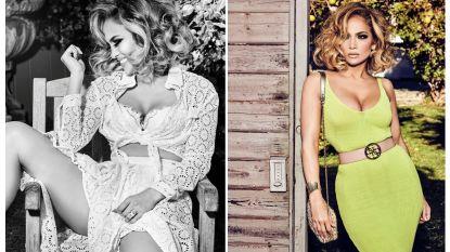 Jennifer Lopez opnieuw gezicht van populair kledingmerk
