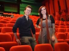 Theaterproductie in Goirles Jan van Besouw effent pad naar dikke voldoende