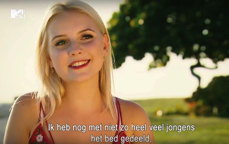 Viktor uit het vierde seizoen van 'Ex on the Beach: double Dutch'