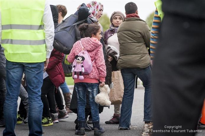 Net als Rijssen in oktober 2015, biedt Wierden nu onderdak aan vluchtelingen.