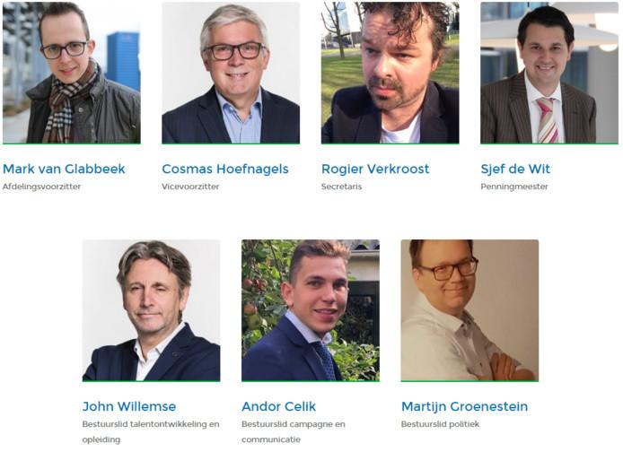 Het bestuur van D66 Eindhoven stapt op.