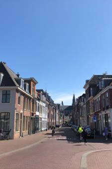 Opgelet! Dit gedeelte van de stad Haarlem wordt vanaf 1 juli voetgangersgebied