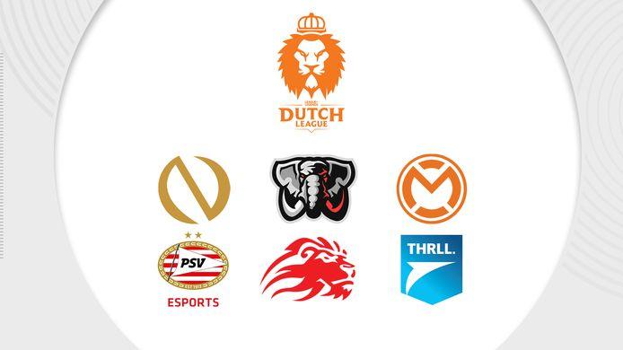 Vanavond begint het nieuwe seizoen van de Dutch League, de Nederlandse League of Legends-competitie. Deze zes teams strijden om 7500 euro.