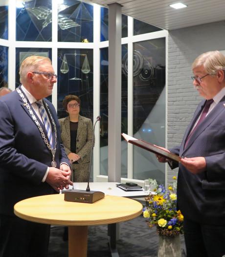 Melis van de Groep opnieuw burgemeester van Bunschoten