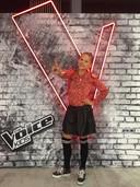 Meedoen aan 'The Voice Kids' was een grote droom voor Milika.