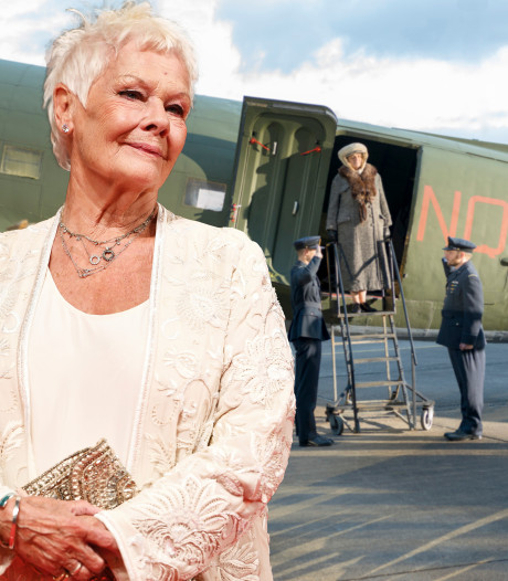 Judi Dench als koningin Wilhelmina in Engelse versie Soldaat van Oranje?