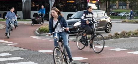 Extra drukte door autovrije campus Nijmegen?  'In veel straten wordt het juist rustiger'