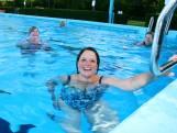 Bij de Doetsekom kan weer volop gezwommen worden