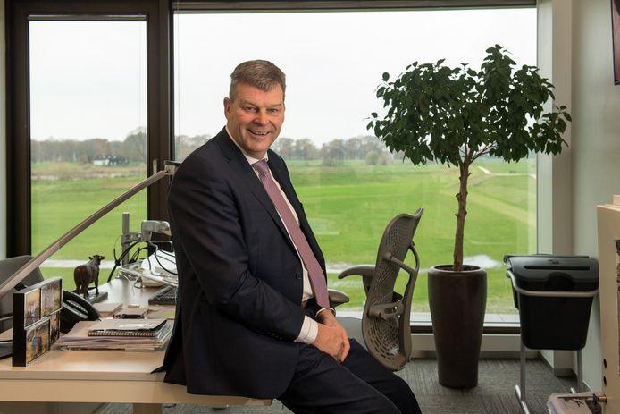 Klaas Agricola verliet in 2017 zijn wethouderskamer in het gemeentehuis van Dalfsen om burgemeester te worden in de Friese gemeente Dantumadiel.