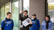 Wielrenner Stig Broeckx is ambassadeur van het Revalidatie & MS Centrum in Pelt
