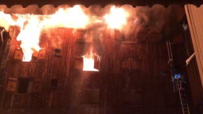VIDEO. 2 doden en 4 zwaargewonden bij grote brand in ski-oord Courchevel
