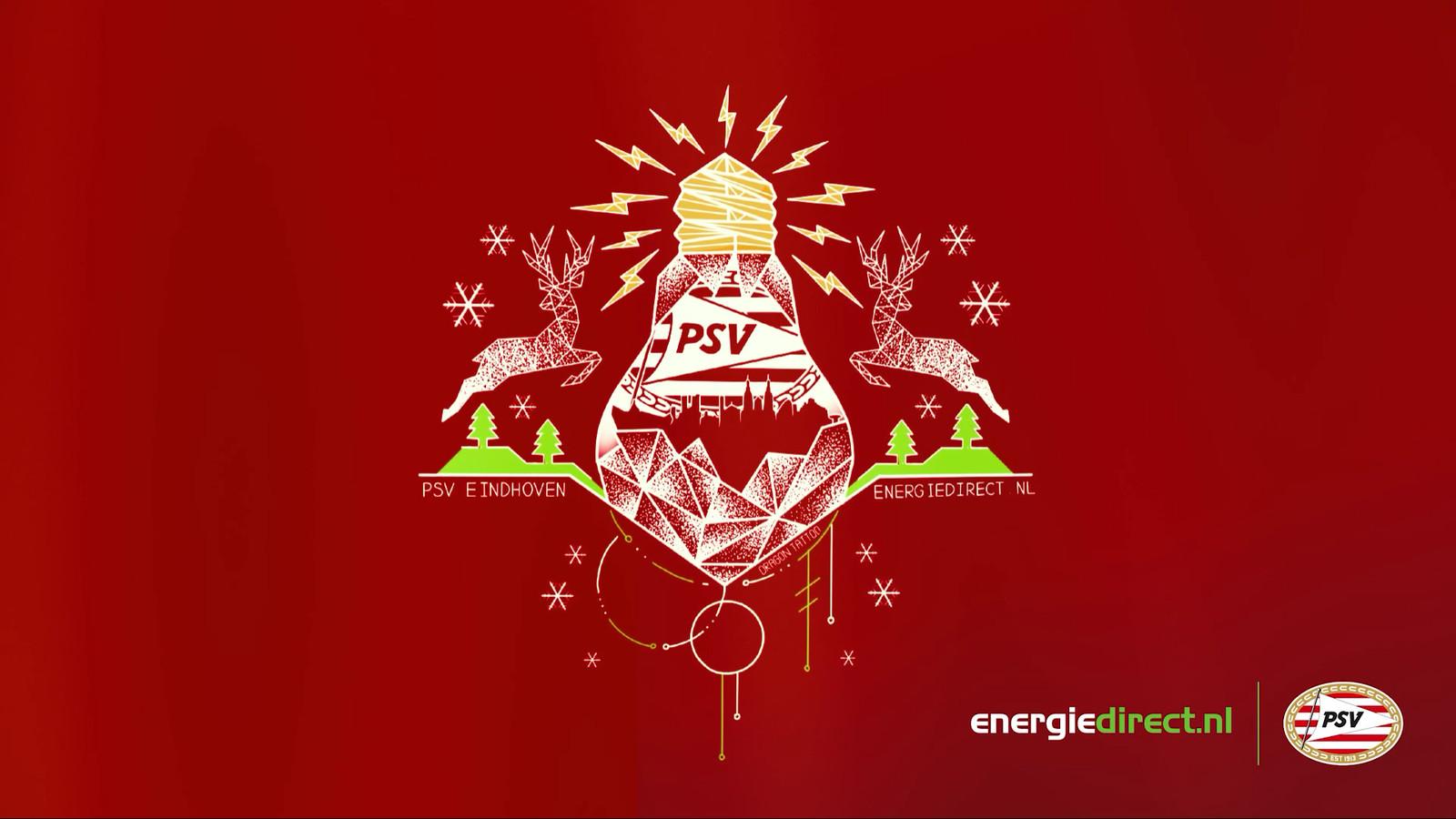 Kersttrui Utrecht.Psv Sponsor Energiedirect Nl Deelt Kersttruien Uit In Eindhoven Den