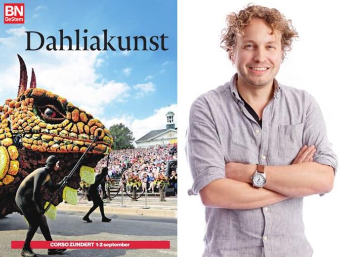 Het Zundertse bloemencorso bleek ineens geen saai, maar een hip imago te hebben, zag columnist Niels Herijgens