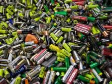 Nieuw inzamelpunt klein chemisch afval in Enter