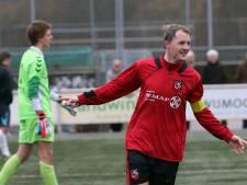 Johan Knipping (32) wordt vader en stopt met voetballen