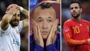 Ons WK-elftal der kneusjes: deze elf topspelers (plus bankzitters) genegeerd door hun land