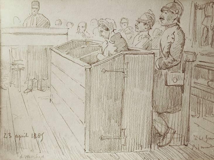 Goeie Mie was de beruchtste bewoner van de Gorcumse vrouwengevangenis