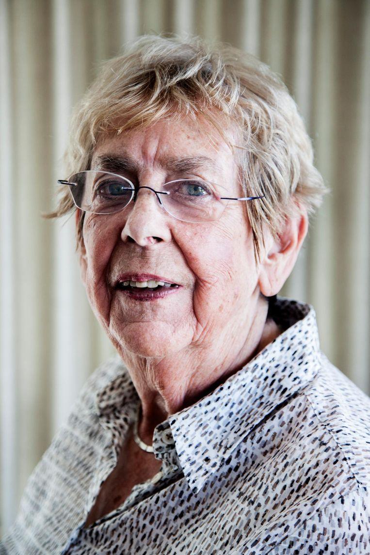 Jacqueline van Maarsen (88) Beeld Ernst Coppejans