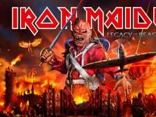 Iron Maiden première tête d'affiche du Graspop