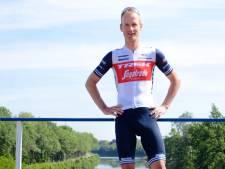 Friese Pieter Weening (39) zet wielerloopbaan alsnog voort bij Trek