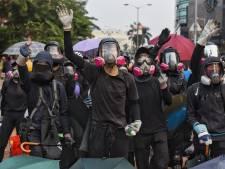 Tweede dode bij protesten Hongkong