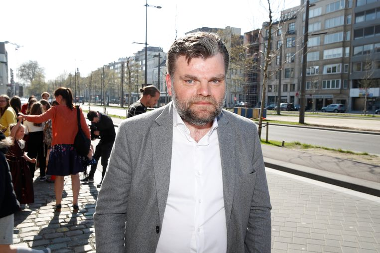Ook Stefaan Degand was van de partij.