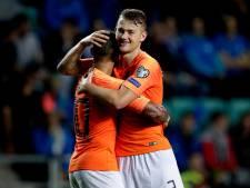 De Ligt lost Seedorf af, Memphis in voetsporen Kluivert en Van Persie