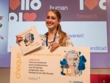 Drunense leerlinge wint schrijfwedstrijd