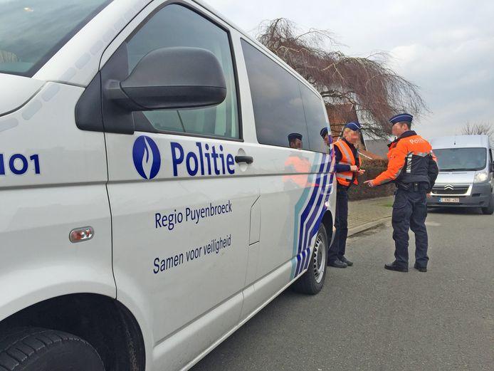 Beeld ter illustratie. De politie stelde afgelopen weekend flitscamera's op op verschillende plaatsen.