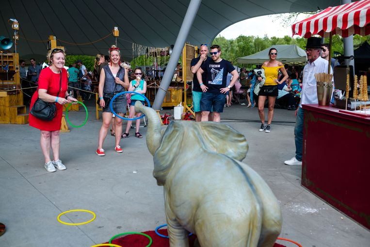 De publieksopening van Toerisme Rupelstreek gaat telkens gepaard met activiteiten voor groot en klein.