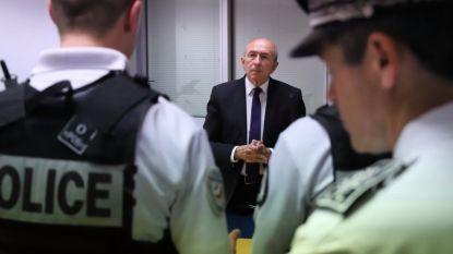 """Deze agenten schakelden dader mesaanval Parijs uit: """"Negen minuten na eerste melding"""""""