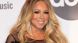 IN BEELD. Mariah Carey pronkt met haar slanke lijn en Macaulay Culkin verschijnt in het openbaar op de American Music Awards