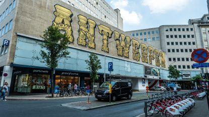 Stad wil graffitikunstwerk op Eiermarkt niet weg