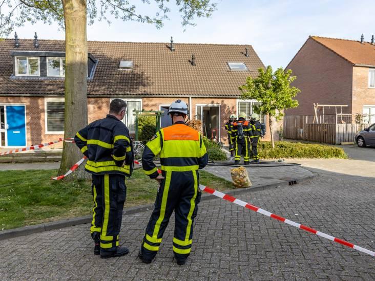 Klussers veroorzaken gaslekkage in woning Oosterhout