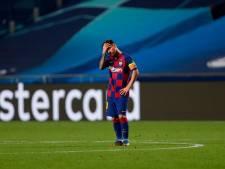 """""""Liquidation"""", """"humiliation"""": la presse dézingue le Barça après un """"fiasco historique"""""""