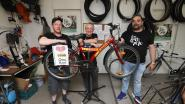 Vzw OpenHart-Paal krijgt 1000ste fiets binnen