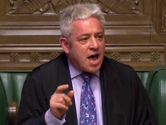 John Bercow stapt dan toch niet op als speaker en waarschuwt brexiteers parlement te respecteren