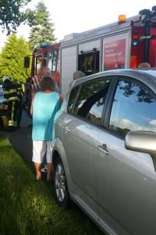 Toestand jongen (9) en meisje (19) na ongeluk Friesland zorgelijk