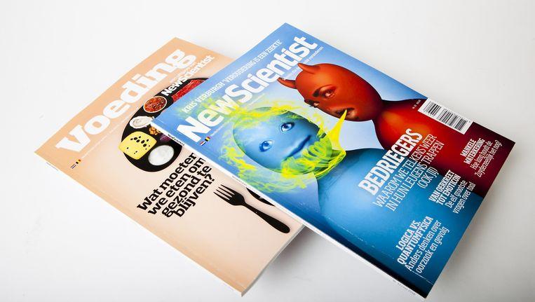 New Scientist. Beeld
