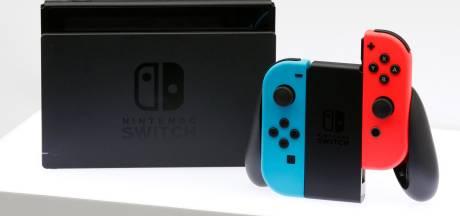 Nintendo Switch best verkopende spelcomputer VS
