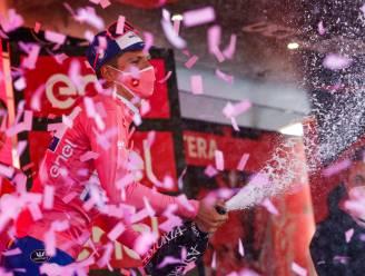 Vier dagen in het roze, zal Giro-verrassing Almeida nog wel in helpersrol willen kruipen voor Evenepoel?