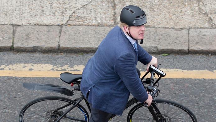 Boris Johnson roept Britten op om de EU te verlaten.